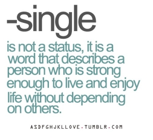 Image result for being single