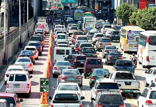 APEC-Lanes-Edsa